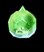綠色蘑菇精寶石