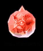 礦山火焰魔法師寶石