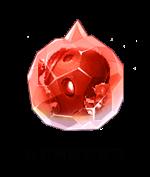 赤紅吉嘎利寶石